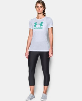 Women's UA Threadborne Sportstyle Crew  1 Color $18.99