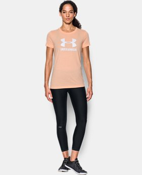 Women's UA Threadborne Sportstyle Crew - Twist  1 Color $18.99 to $24.99