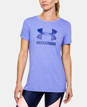 Women's UA Threadborne Sportstyle Crew - Twist LIMITED TIME OFFER 1 Color $23.09