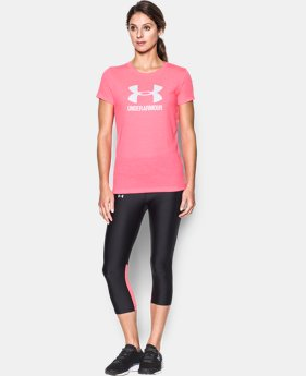 Women's UA Threadborne Sportstyle Crew - Twist  1 Color $14.24 to $24.99