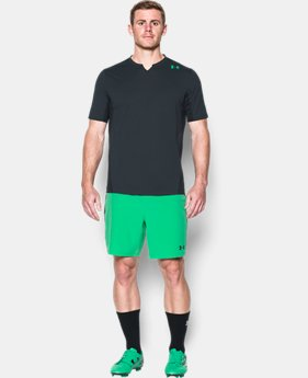 Men's UA Threadborne Pitch Short Sleeve  1 Color $49.99