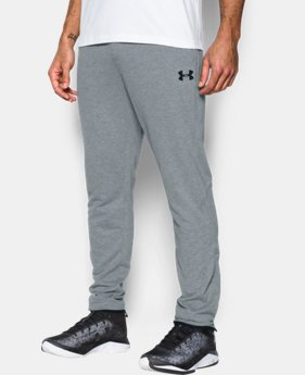 Men's UA Baseline Tapered Pants  1 Color $36.74