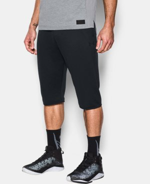 New Arrival  Men's UA Baseline ½ Pants  1 Color $59.99