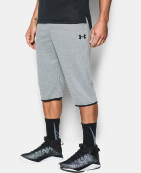 New Arrival Men's UA Baseline ½ Pants  1 Color $49.99