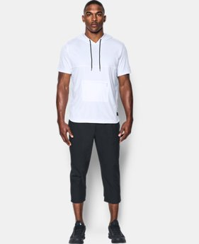 Men's UA Pursuit Mesh Hooded T-Shirt   2 Colors $41.99