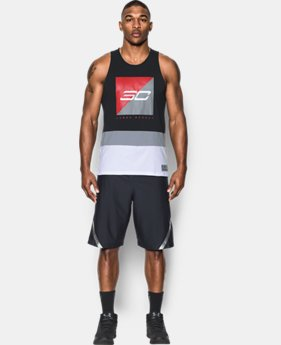 Men's SC30 Splash Tank  1 Color $18.74