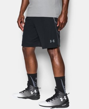"New Arrival  Men's UA Select 9"" Shorts  1 Color $44.99"