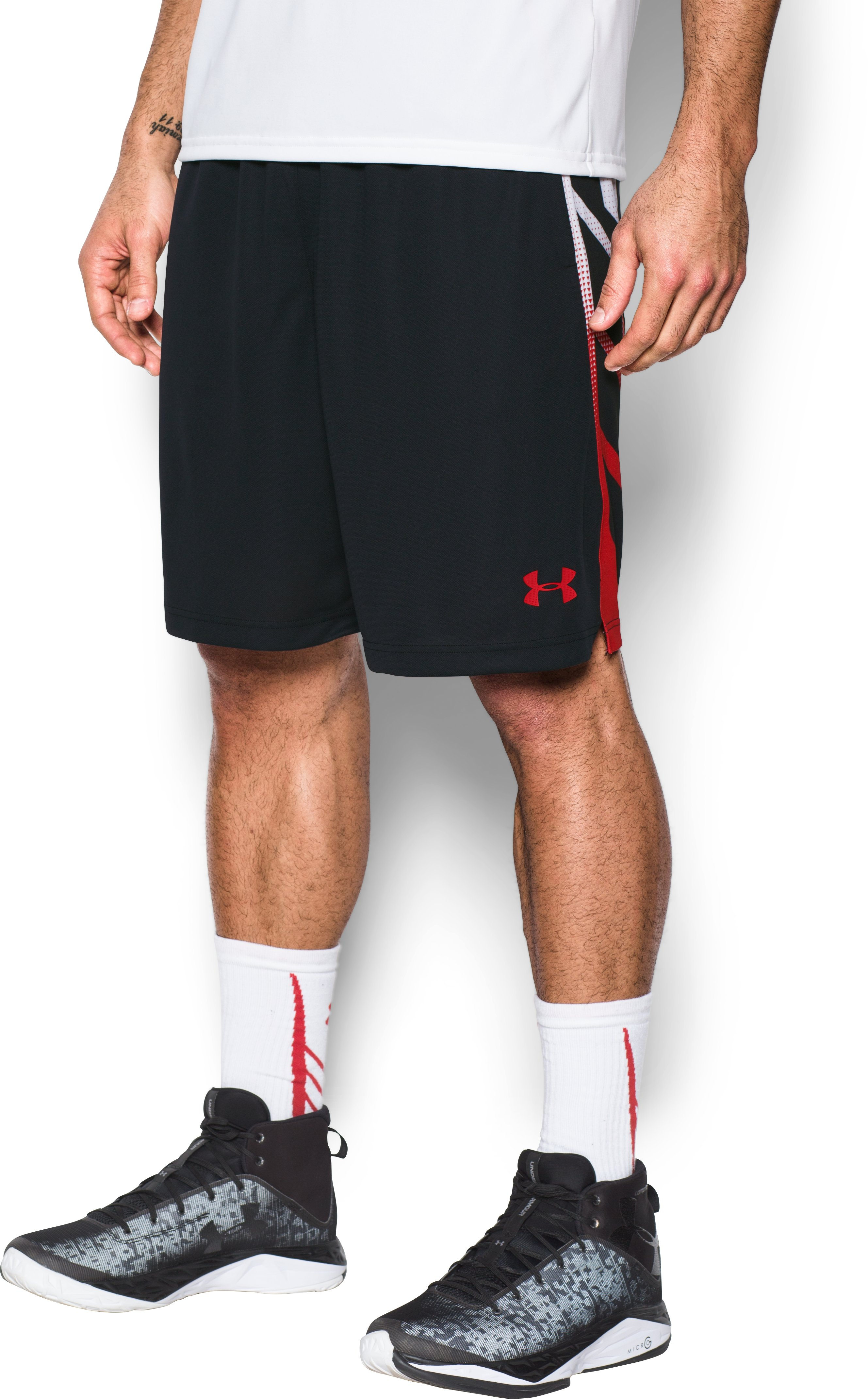 "Men's UA Select 9"" Shorts, Black"