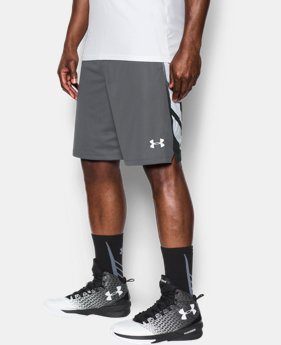 "New Arrival Men's UA Select 9"" Shorts  1 Color $39.99"
