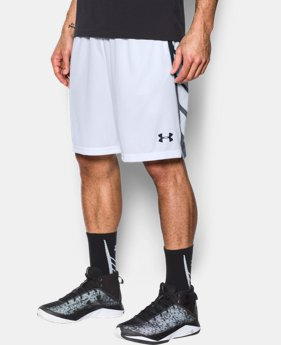 "Men's UA Select 9"" Shorts  1 Color $23.99 to $29.99"