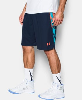 "Men's UA Select 9"" Shorts  1 Color $18.99 to $29.99"