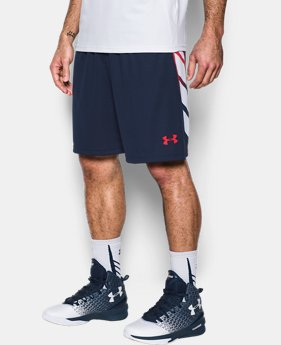 "Men's UA Select 9"" Shorts  1 Color $18.99 to $27.99"