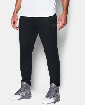 Men's UA Pursuit Mesh Tapered Pants  1 Color $55.99