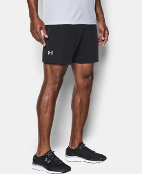 Men's UA Streaker Run Shorts  1  Color Available $33.74