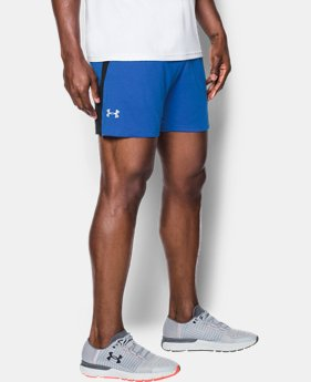 Men's UA Streaker Run Shorts  1 Color $21.99