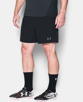 Men's UA Pitch Stretch-Woven Shorts  2 Colors $54.99
