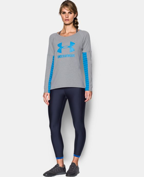New Arrival Women's UA Favorites Sportstyle Long Sleeve  4 Colors $44.99