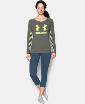 Women's UA Rest Day Sportstyle Long Sleeve  2 Colors $18.74
