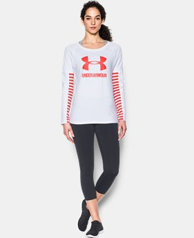 Women's UA Rest Day Sportstyle Long Sleeve  1 Color $18.74