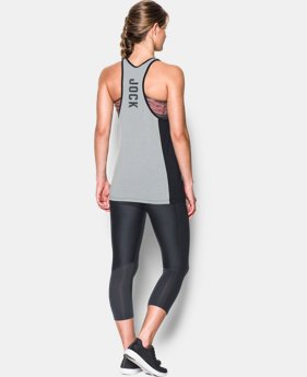 Women's UA Rest Day Jock Tank  1 Color $19.99