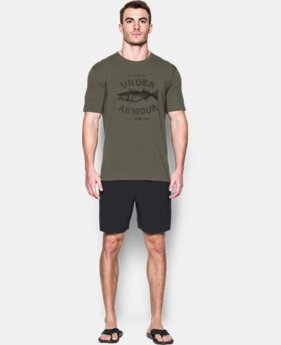 New Arrival Men's UA Classic Walleye T-Shirt  2 Colors $24.99