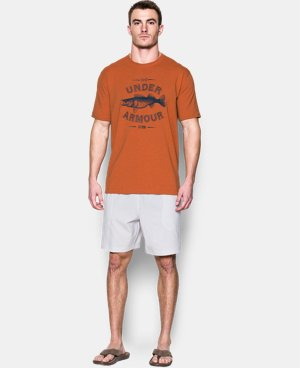 New Arrival Men's UA Classic Walleye T-Shirt  1 Color $24.99