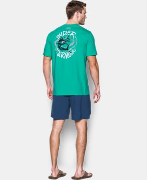 New Arrival Men's UA Marlin T-Shirt  1 Color $29.99
