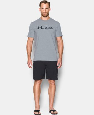 New Arrival Men's UA I FISH T-Shirt  4 Colors $24.99