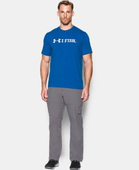 Men's UA I FISH T-Shirt  1 Color $24.99