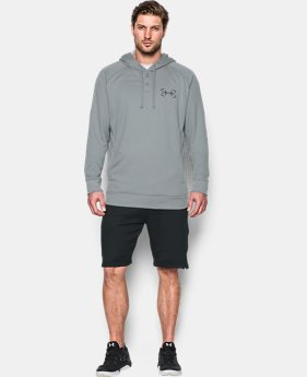Men's UA Shoreline Hoodie  3 Colors $44.99