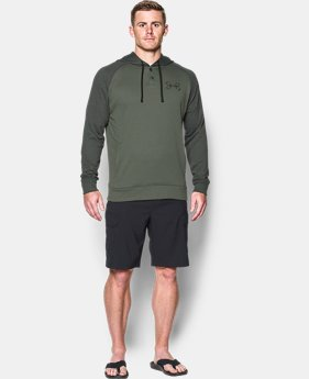 Men's UA Shoreline Hoodie  1 Color $33.74