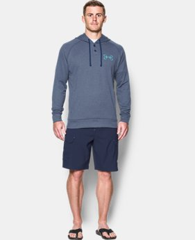 Men's UA Shoreline Hoodie  4 Colors $33.74