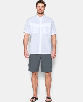 Men's UA Tide Chaser Short Sleeve  1  Color Available $49.99