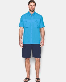 Men's UA Tide Chaser Short Sleeve  1 Color $59.99