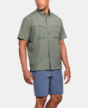 Men's UA Tide Chaser Short Sleeve  3 Colors $49.99