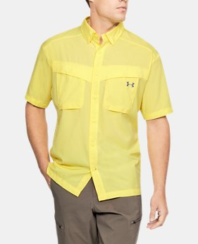 1b5d85e1877d Men s UA Tide Chaser Short Sleeve 1 Color Available  49.99