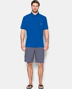 Men's UA Tide Chaser Short Sleeve  1 Color $37.99