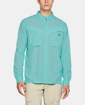 Men's UA Tide Chaser Long Sleeve  7  Colors $59.99