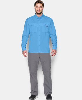 Men's UA Tide Chaser Long Sleeve  1 Color $59.99