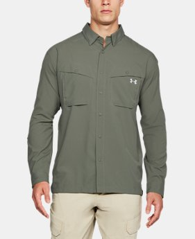Men's UA Tide Chaser Long Sleeve   $59.99