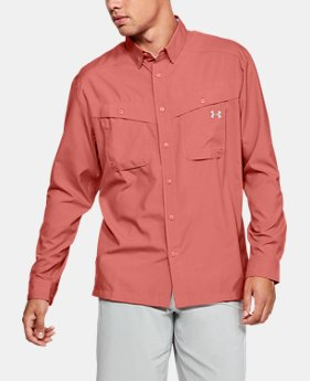 7f8ffb7e6e Men's Pink Long Sleeve Shirts | Under Armour US