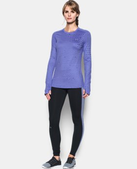 New Arrival Women's UA ColdGear® Graphic Long Sleeve  2 Colors $54.99