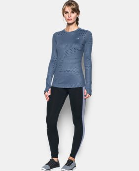Women's UA ColdGear® Armour Graphic Crew  1 Color $23.62 to $41.99