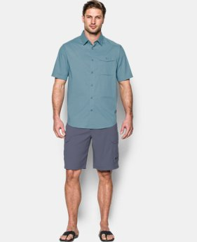 Men's UA Backwater Short Sleeve  1 Color $42.74