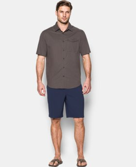 Men's UA Backwater Short Sleeve  1 Color $37.5 to $56.99