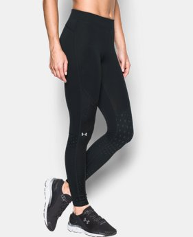 Women's UA ColdGear® Graphic Legging LIMITED TIME OFFER + FREE U.S. SHIPPING 4 Colors $48.74