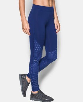 Women's UA ColdGear® Graphic Legging LIMITED TIME: FREE SHIPPING 1 Color $56.24