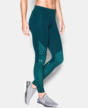 Women's UA ColdGear® Armour Graphic Leggings  1 Color $26.99 to $36.74