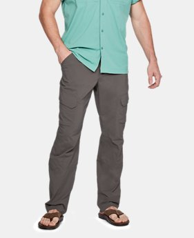 Men's UA Fish Hunter Cargo Pants  1  Color Available $90