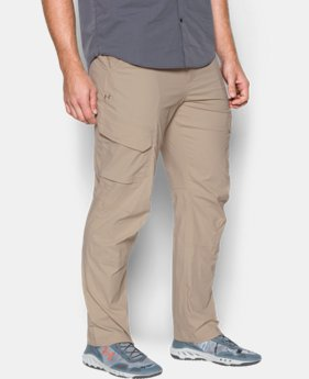 Men's UA Fish Hunter Cargo Pants  1 Color $67.49
